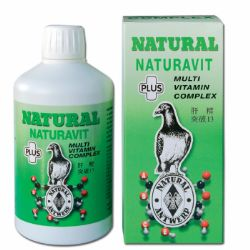 NATURAL MULTIVITAMIN-NATURAVIT PLUS 250 ML